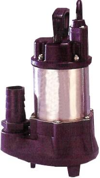 Tauchpumpe Robu SV für Schmutzwasser